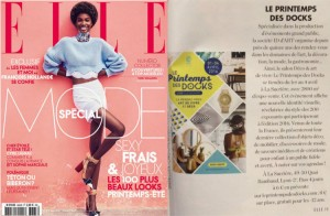 Elle Special Mode 4 Mars 2016