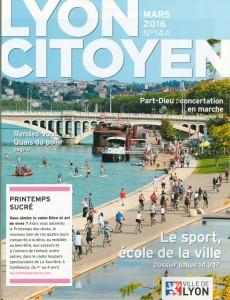 Lyon Citoyen Mars 2016