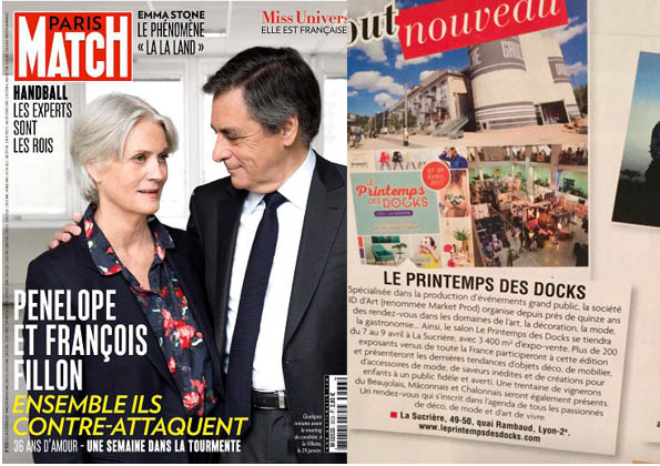 PARIS MATCH  FEVRIER