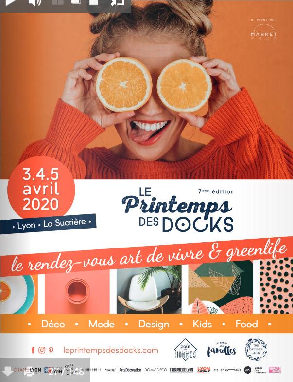 DOMODECO Rhône-Alpes Lyon Mars 2020