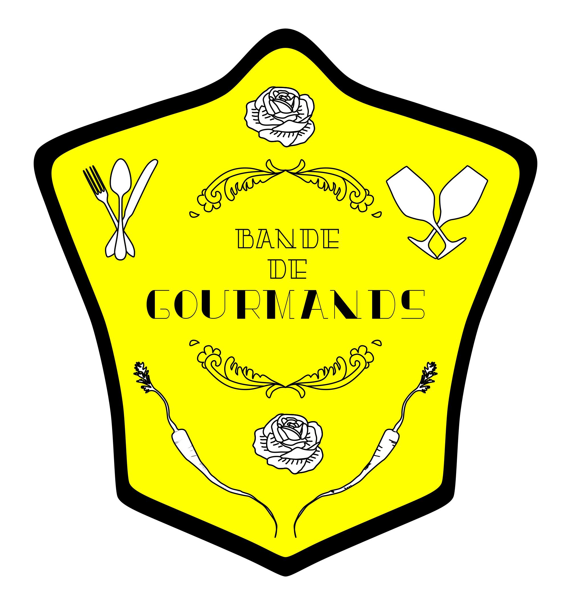 Logo-Ecusson_Bande-de-Gourmands_FINAL_jaune