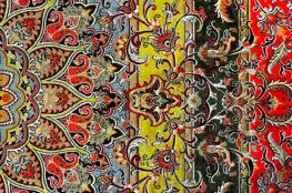 Fleurs de Perse - deco - tapis2