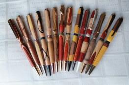 L'ecriture du bois - accessoires - stylos
