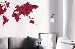 Owarld -deco-carte-du-monde-papier