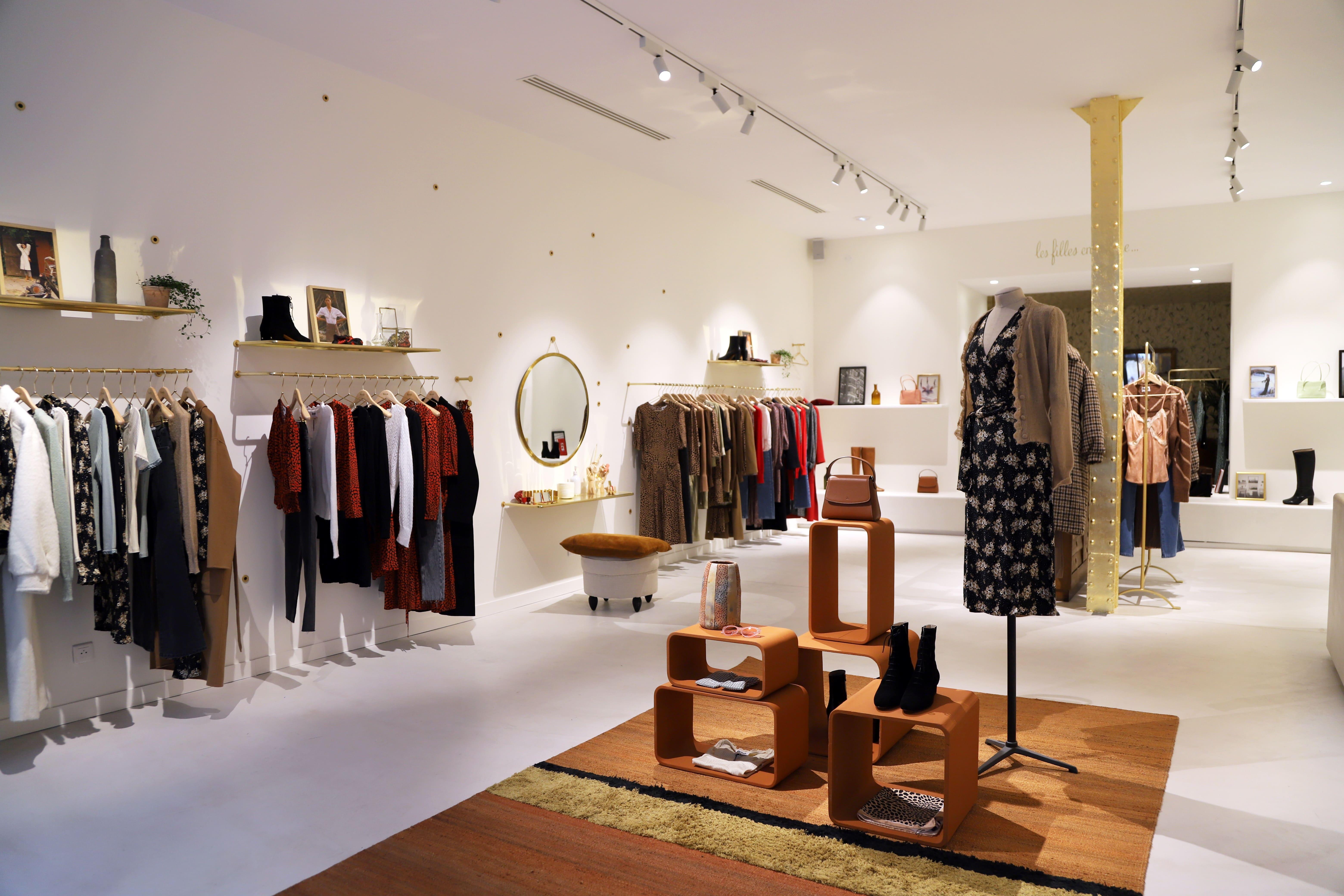 Rouge Paris boutique
