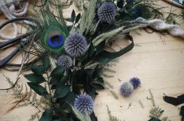 Art Mural -deco-art-de-vivre-deco-mural-fleurs-couronne