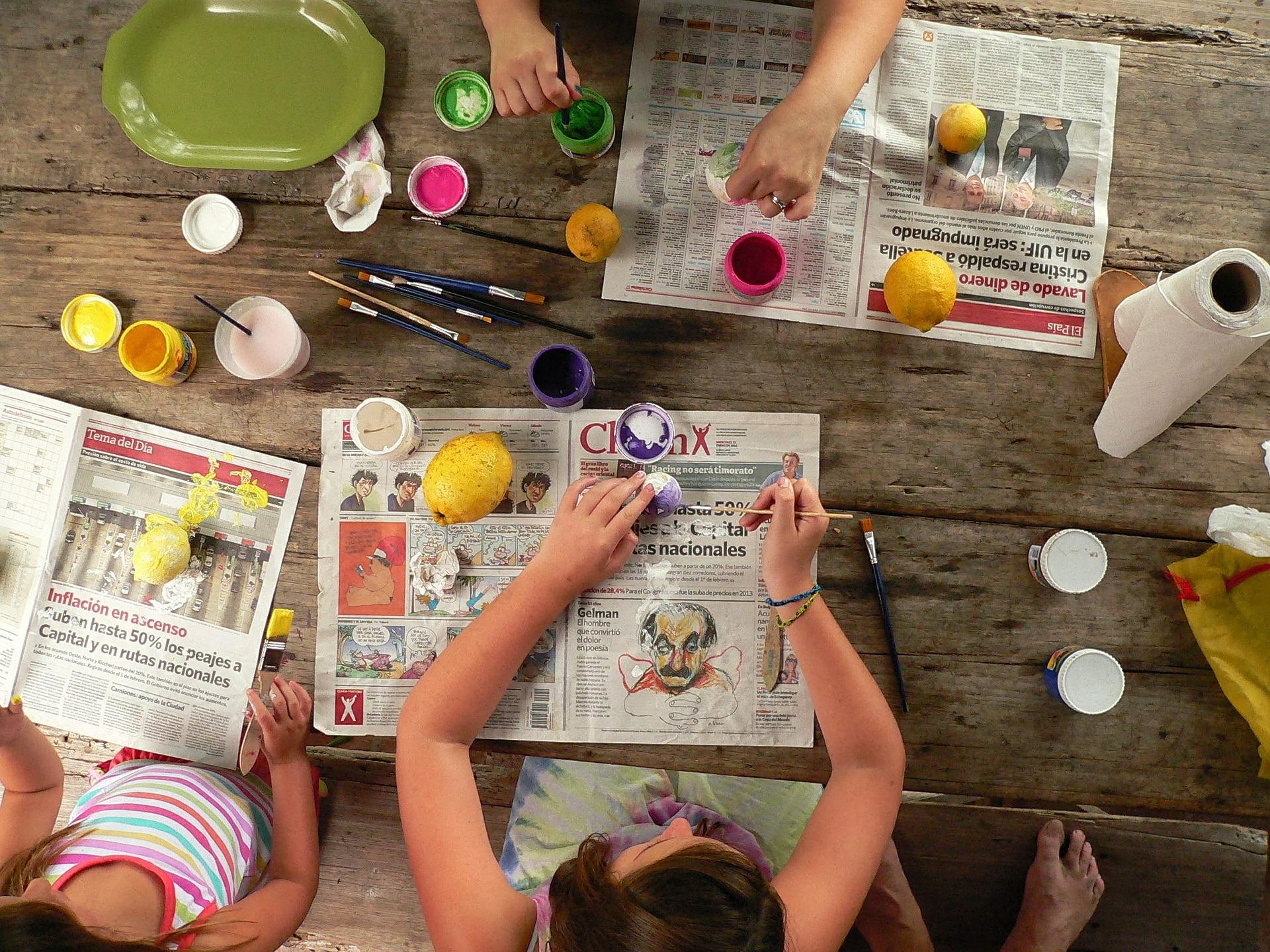 Atelier créatif kids