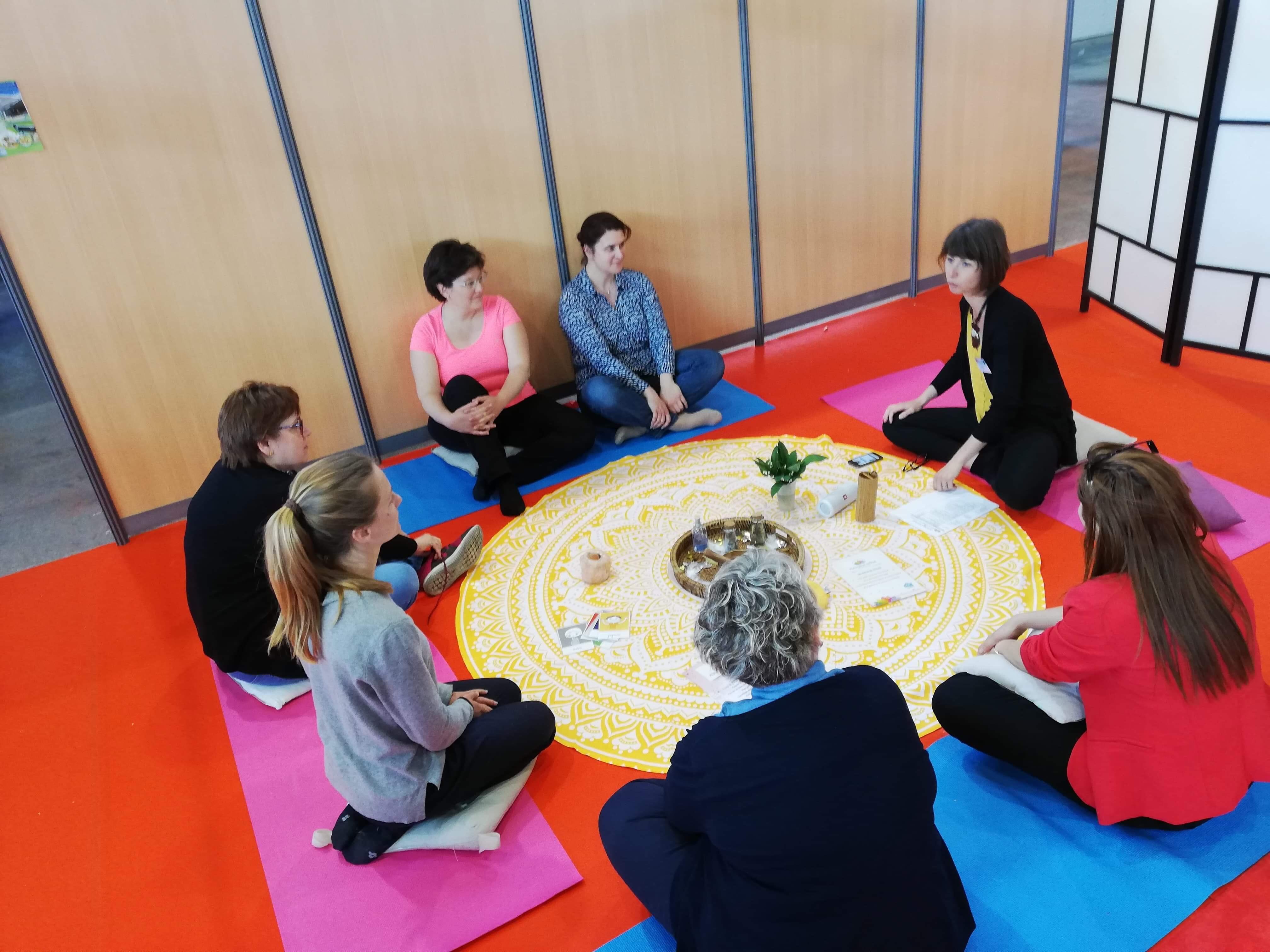 Atelier kids Les intuitives