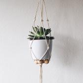 Atelier green Réalisation d'une suspention pour plante