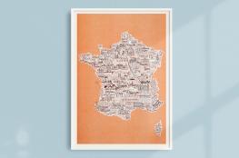 Cartes illustrées Bnito Shop