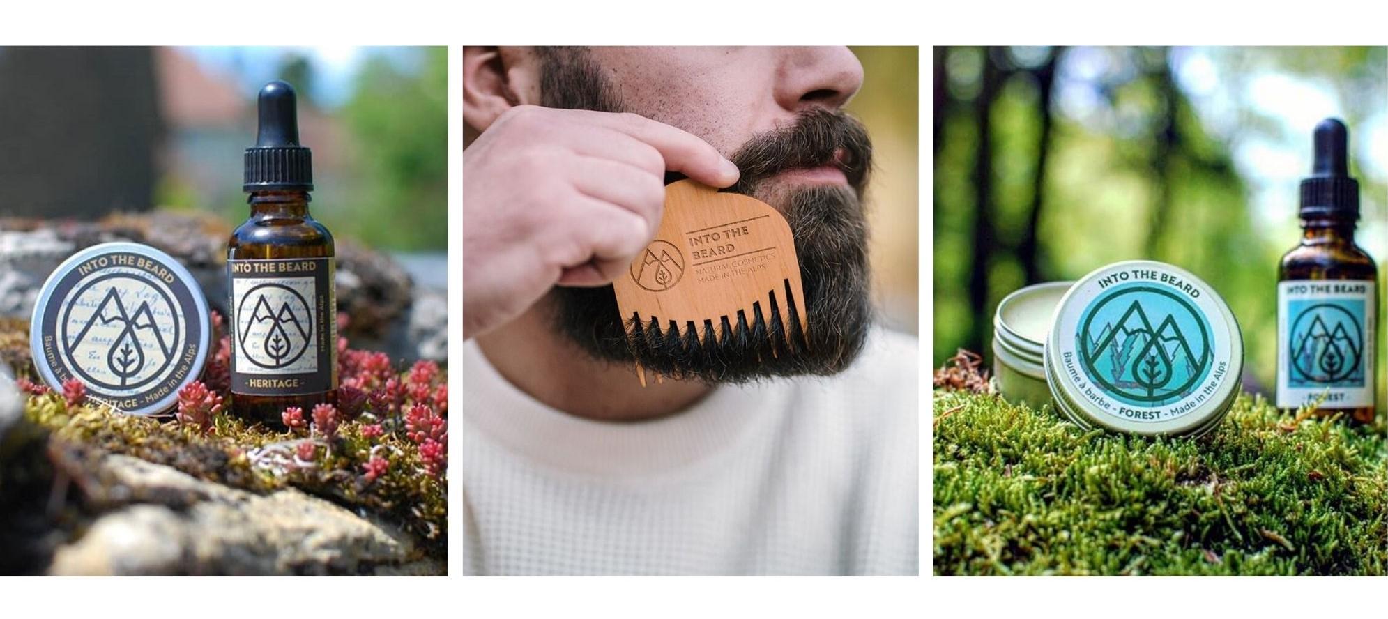 Cadeaux originaux pour la fête des pères Into The beard