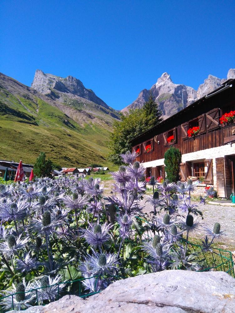 Destinations françaises pour les vacances refuge de Doran